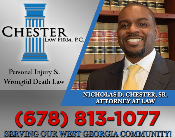 Nicholas D. Chester, Sr. Attorney at Law